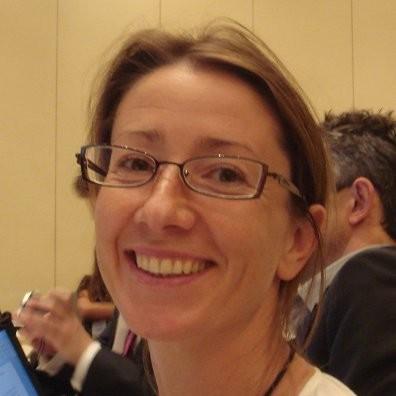 Eve Fouilleux, intervenante en qualité de chercheuse au CNRS