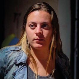 Maria Cavaniol représente le REFEDD dans notre webinaire sur l'alimentation des jeunes
