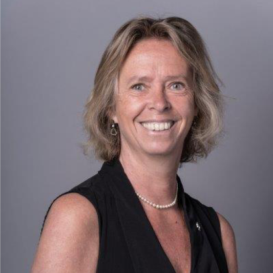 Virginie Lanlo, maire adjointe de Meudon